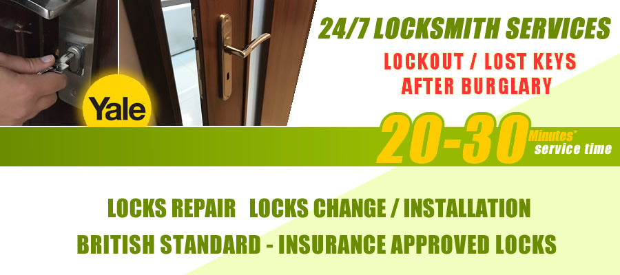Hampton locksmith services